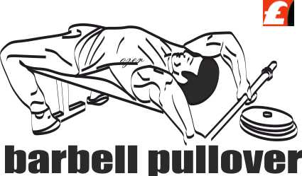 Barbell Pull Over (Halteri Geriye Sarkıtma)