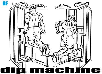 Dip Machine